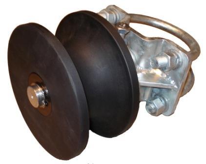 Gate Wheels Cantilever Wheels Trolley Assembly Internal