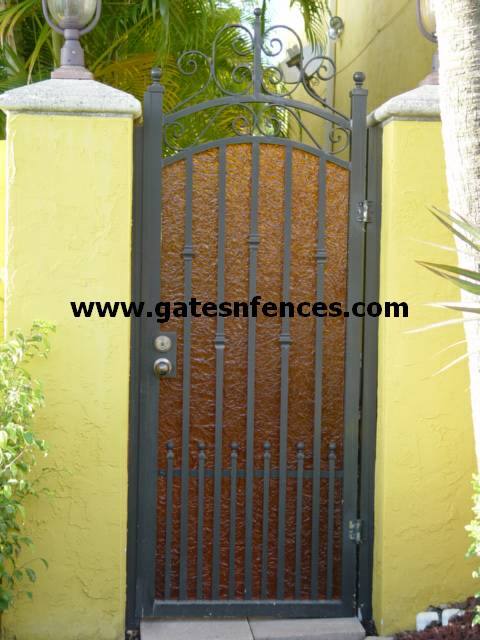 Decorative Steel Gates Decorative Steel Garden Gates