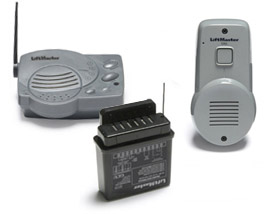 LiftMaster DAILM Starter Kit with Portable Intercom
