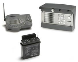 LiftMaster GAPLM Gate Access Starter Kit with Portable Intercom