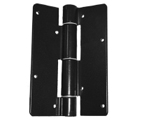 Gate Hinge, Auto Close Spring Loaded Pool Gate Hinge, Aluminum with Stainless Spring