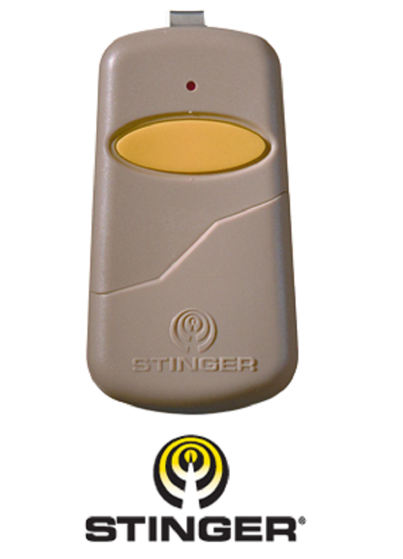 Allstar 9921 Compatible Stinger Remote 318MHz