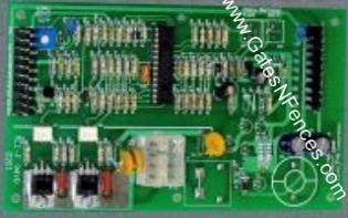 Allstar Circuit Board, Model 110130 for Tower Plus Gate Operator
