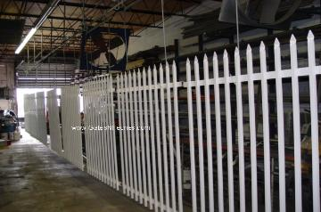 Aluminum Picket Fence, Aluminum Garden Gates and Garden Picket Fence