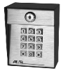 American Access System 19-100W Wireless Digital Keyless, Entry Keypad