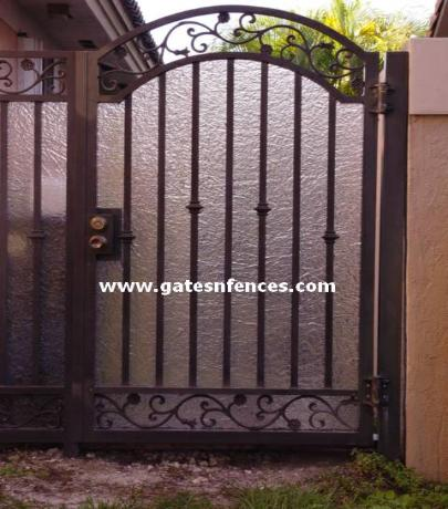 Custom Metal Garden Gates Metal Gate Iron Metal Gates