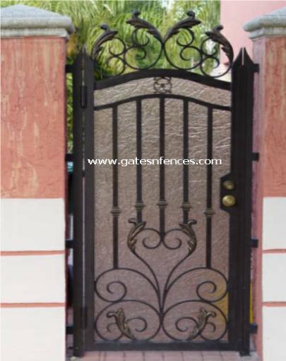 Decorative Metal Gates Iron Decorative Metal Gates Garden Metal Gate