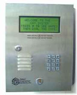 Select Engineered Systems Entry System SES Telephone Entry Access TEC4
