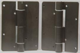 Adjustible Gate Hinge Powder Coat Heady Gate Hinge