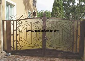 Privacy Gates for driveway, Garden Gates or just a sigle walk thru gate