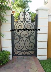 Decorative Garden Gates Beautiful Gates