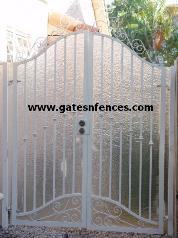 Modern Wrought Iron Garden Gates Modern Entrance Gate
