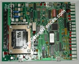 Doorking 9100 9150 Main Circuit Control Boards and Control Panels for Gate Openers and Operators