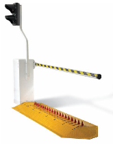Doorking 1603 Barrier Operator with Spikes