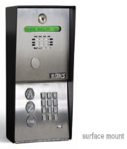 Doorking 1802 EPD Access Control Entry System - Doorking 1802 EPD Telephone Entry Systems Surface Mount