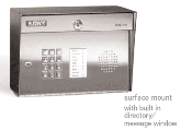 Doorking 1808 Access Control Entry System - DKS With directory