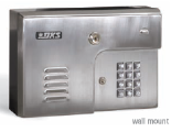Doorking 1812 Telephone Intercom Entry System, DKS 1812 Intercom System Wall Mount