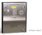 Doorking 1833 Surface MountTelephone Entry System- DKS 1833 Building Access Control