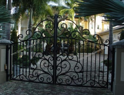 Electric Sliding Gate, Electric Swinging Gate, Electric Iron Gate, Electric Entrance Gates, Electric Custom Design Gates