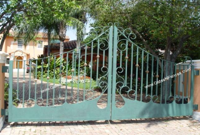 Metal Gate Plans, Wrought Iron Gate Plans, Iron Gate Plans, Outdoor Gate Plans, Custom Entry Gate Plans