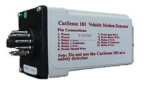 EMX Carsense Relay XC-101 - Vehicle Motion Detector System