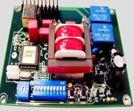 EMX Vehicle Loop Detector - EMX D-TEK LM Board