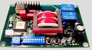 EMX Driveway Loop Detector - EMX D-TEK Loop Detector Board
