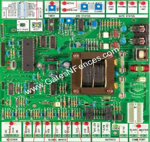 Eagle Boards-Eagle Control Boards- Eagle Circuit Boards-Diamond Board