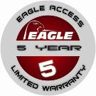 5 Year warranty Eagle 1 1/2HP Residential Slide Gate Operating Devices From Eagle Gate Access System