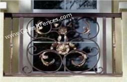 Iron Railings Wrought Iron Porch Railings Iron Balcony Hand Rails