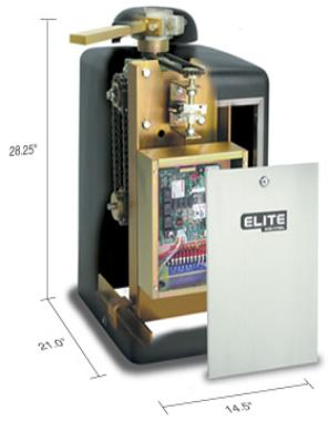 Gate Opener Elite Swing 900 Solar Residential Operator