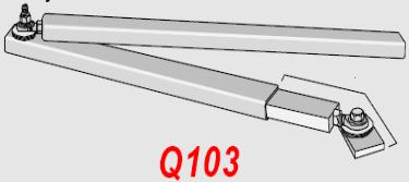 Elite Q103 Csw200 Uphill Swivel Arm Elite Csw200 Swing