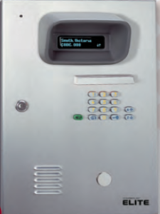 Elite Dial Code Telephone Entry System for Perimeter Control
