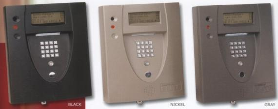 Elite EL2000 Telephone Entry for Commercial Applications and Gated Communities