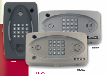 Elite El25 Telephone Entry System Residential Commercial
