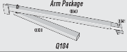 Elite Q104 Standard Arm