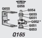 Elite Q165 Limit Switch Assembly