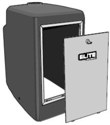Elite q247 cover ul elite gate opener csw200 swing parts Elite gate motor