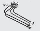 Elite Q214 Limit / Motor Harness