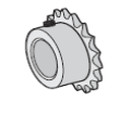 Elite Q016 Limit Switch Drive Sprocket