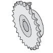 Elite Q014 Drive Sprocket