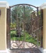 Large Selection of Custom Decorative Ornamental Metal Garden Gates