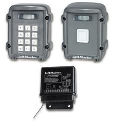 LiftMaster Wireless Gate Access Kit WKP250LM Keypad and Push-to-Exit Button Kit