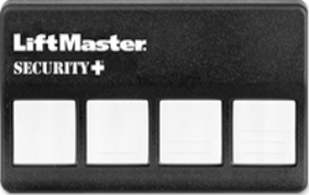 Liftmaster 974LM Remote Control 4 Button Opener Transmitter