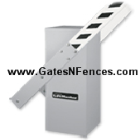 BG790 Barrier for Commercial Parking Gates