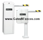 Mega Sprint Tower MASTDCBB3 Arm Barrier for High Traffic Control