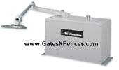 SW490 Industrial or Commercial Swinging Gate