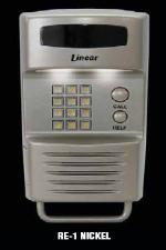 Linear Re 1 Telephone Entry System Linear Re 1 Residential