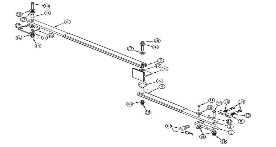 Osco Swr Replacement Parts Osco Swing Gate Operators