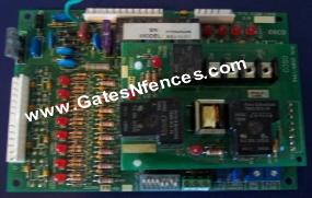 OSCO 2510-268 2500-1980 2510-295 Main Circuit Control Boards and Control Panels for Gate Openers and Operators